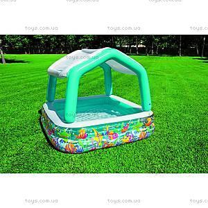Бассейн-семейный с тентом, 57470, купить