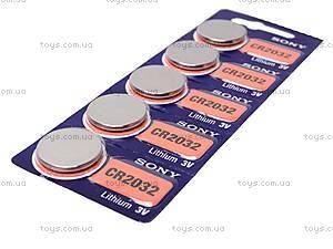 Батарейка 2032/5, Sony, 2032 BL5, фото