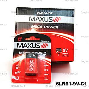 Батарейка 9V / 6LR61, 6LR61-9V-С1