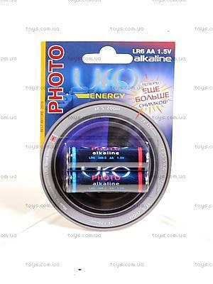Батарейка AA, 2 штуки, Energy, LR-06 BL2, купить