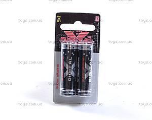 Батарейка AA, 2 штуки, X-Digital, LR-06/2