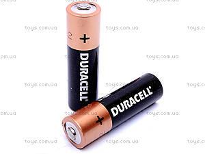 Батарейка AA, Duracell, LR-06 BL4, фото