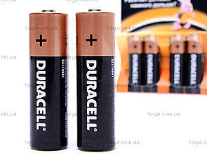 Батарейка AA, Duracell, LR-06 BL4