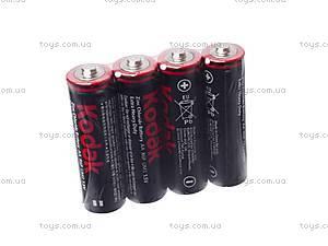 Батарейка AA, Kodak, R-06, фото