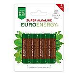 Батарейка AA Super Alkaline (LR6), 4 штуки, LR6-BP4, купить