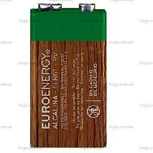 Батарейка «Alkaline», 6LR61-SP1