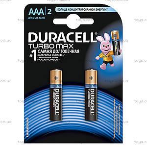 Батарейка DURACELL Turbo,