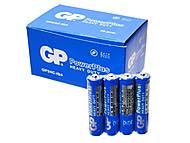 Батарейка GP ААА, R-03