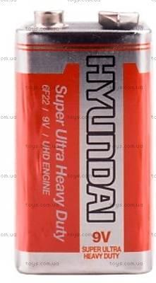 Батарейка Hyundai 6F22 1 SW , 6167925