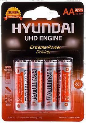 Батарейка Hyundai AA (R6), 6167916