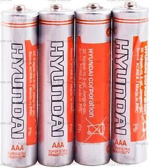 Батарейка Hyundai типа AA, 6167921