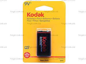 Батарейка «Крона», Kodak, 6F22 BL1