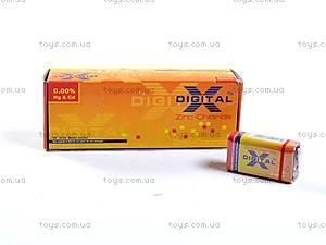 Батарейка «Крона», X-Digital, 6F22, купить
