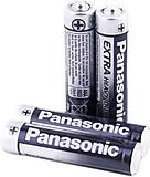 Батарейка Panasonic extra AAA, 3007599, фото