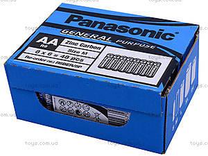 Батарейка Panasonic типа AA , R-06, фото
