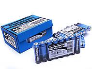 Батарейка Panasonic типа AA , R-06, отзывы