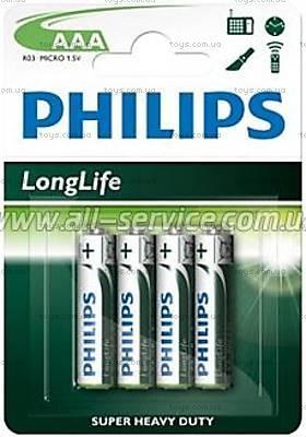 Батарейка PHILIPS ,