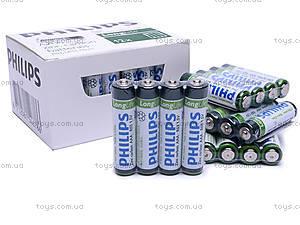 Батарейка Philips типа AAA , R-03, фото