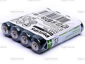 Батарейка Philips типа AAA , R-03, отзывы