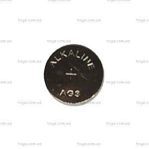 Батарейка «Premium alkaline», AG3/LR41