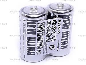 Батарейка R-14, Sony, R-14