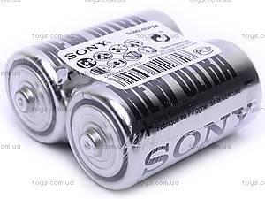 Батарейка R-14, Sony, R-14, купить