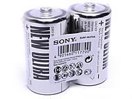 Батарейка R-20, Sony, R-20, отзывы