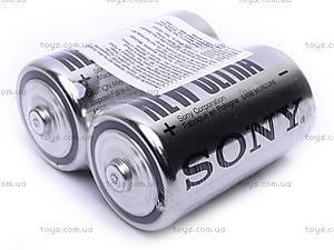 Батарейка R-20, Sony, R-20, купить
