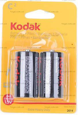 Батарейка R14, Kodak LongLife, 30068