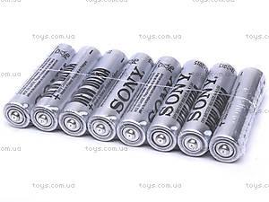Батарейка Sony типа AAA, R-03, фото
