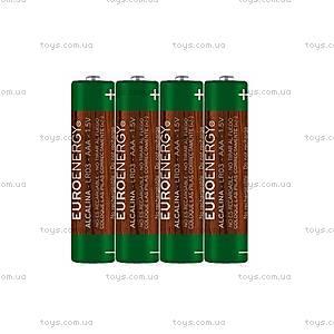 Батарейка AAA (LR03) Super Alkaline, LR03-SP4