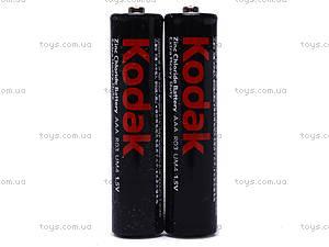 Батарейка типа AAA, Kodak , R-03, фото