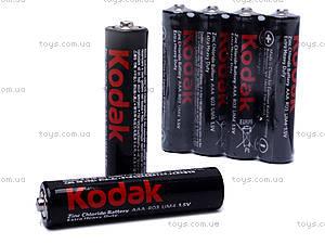 Батарейка типа AAA, Kodak , R-03