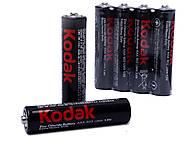 Батарейка типа AAA, Kodak , R-03, детские игрушки