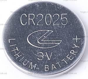 Батарейка UFO типа CR2025, 5547696