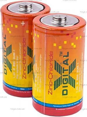 Батарейка X-DIGITAL Longlife типа R20, 3198821