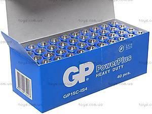 Батарейки GP АА, R-06, фото