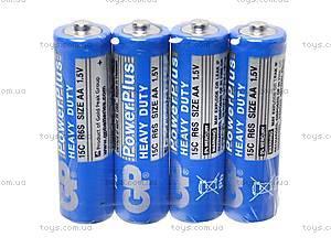 Батарейки GP АА, R-06, отзывы