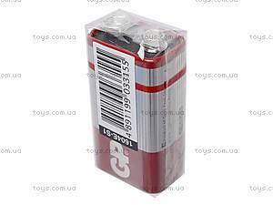 Батарейки GP Крона 9V, 6F22, купить