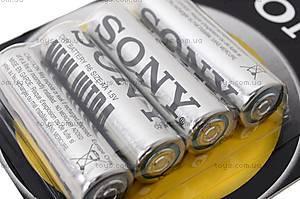 Батарейки Sony AA, R-06, фото