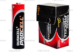 Батарейки Duracell АА EURO, LR-06