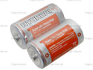 Батарейка Huyndai «Бочонок», R-14, купить