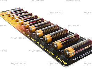 Батарейки AA Kodak Alkaline, LR-06 BL10 max, цена