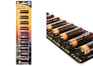 Батарейки AA Kodak Alkaline, LR-06 BL10 max, купить