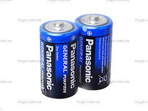 Батарейки Panasonic , R-14
