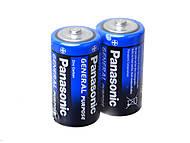 Батарейки Panasonic , R-14, фото