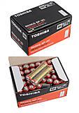 Батарейки Toshiba оригинал красная , R3 красн, фото