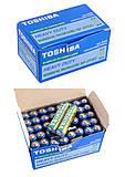 Батарейки Toshiba R3, синяя  (1шт), R3 синяя