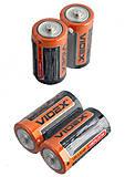 Батарейки  Videx R14PC (1шт.) , R14PC, іграшки