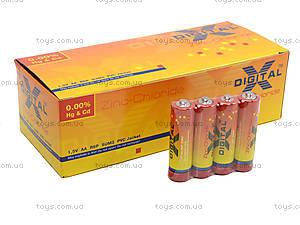 Батарейки X-Digital АА, R6, фото